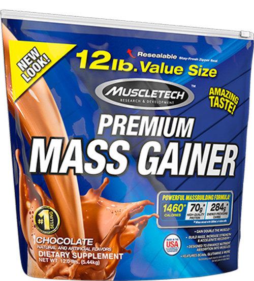 MuscleTech Premium Mass Gainer 5.44kg (12lb)
